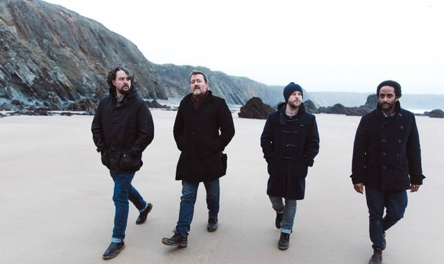 Guy Garvey: New Elbow album will reflect 'darker times'