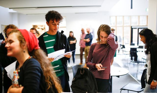 A-level top grades lowest in more than a decade