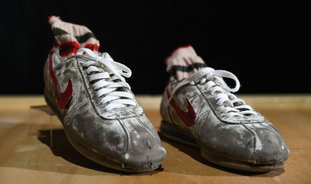 Forrest Gump trainers and Alien 'facehugger' among film items up for auction