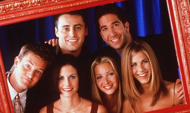 Friends cast finally confirm reunion for unscripted special