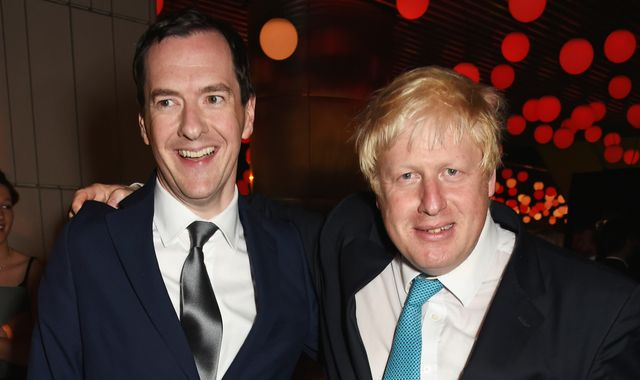 Boris Johnson lobbies Donald Trump to help make George Osborne IMF boss