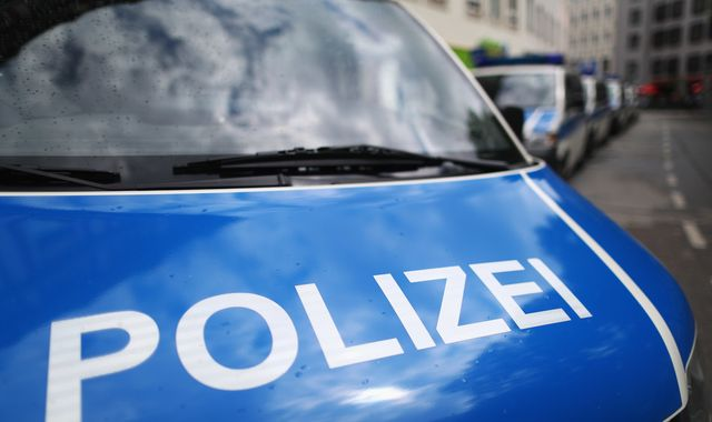 German boy, eight, crashes parents' car in second high-speed joyride of the week