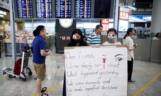 There is a palpable sense of shame in Hong Kong