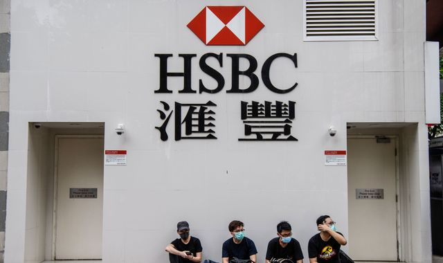 Hong Kong banks take out newspaper ads to call for order