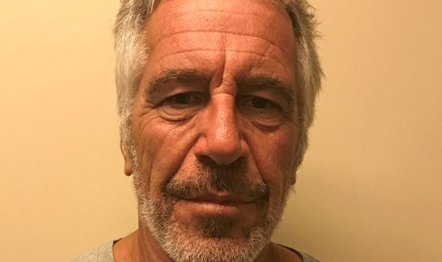 Jeffrey Epstein put assets in secret trust days before his death