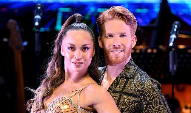 Strictly Come Dancing's Neil and Katya Jones split months after kissing scandal