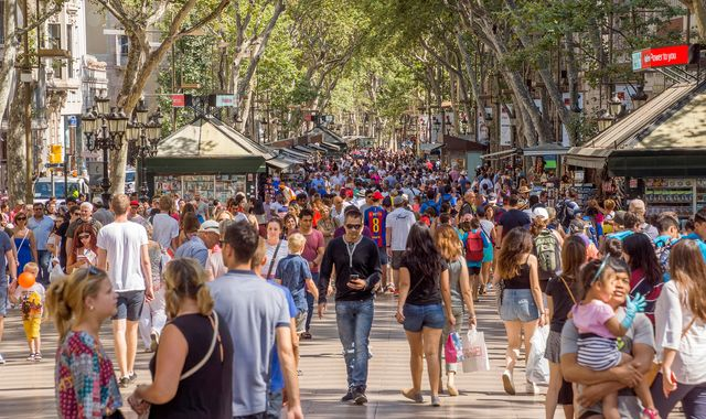 Barcelona hit by 30% rise in 'violent and intimidating robberies'