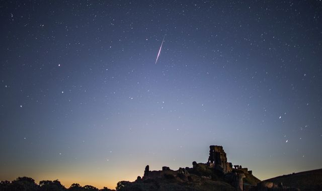 Perseids: How to watch 'one of the best meteor showers of the year' as it peaks tonight
