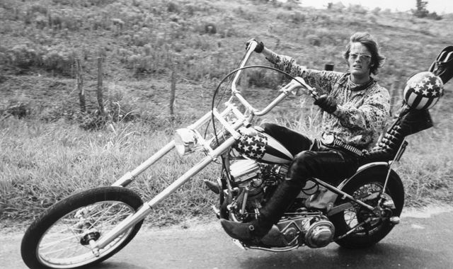 Easy Rider star Peter Fonda dies after lung cancer battle