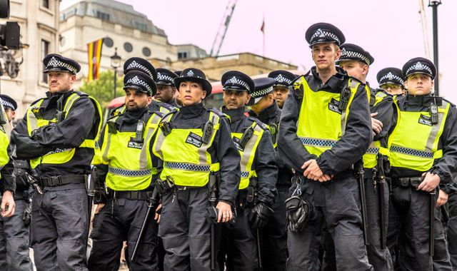 How dangerous is it to be a UK police officer?