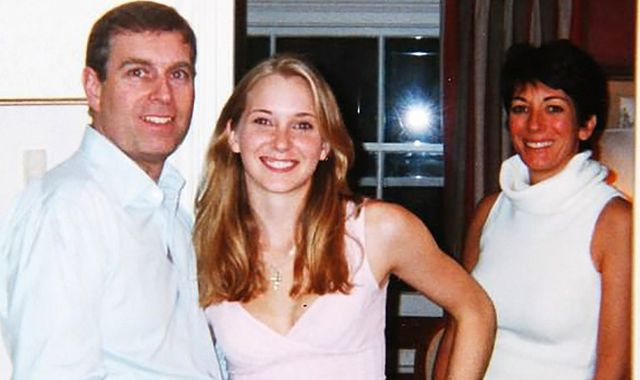 Jeffrey Epstein accuser: 'I was trafficked to Prince Andrew'