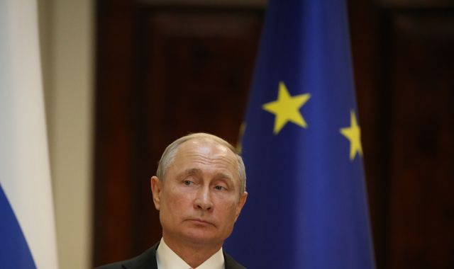 Vladimir Putin warns US over missile test: 'We will react accordingly'