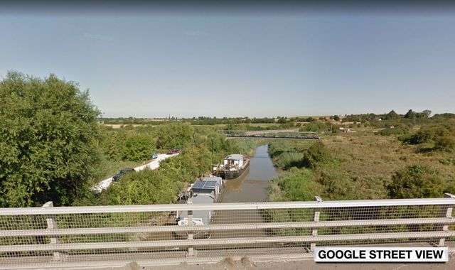Emergency services search for six-year-old boy who fell into river in Sandwich, Kent