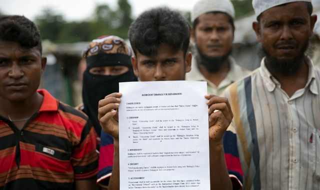 Rohingya repatriation to Myanmar fails as no one turns up over safety fears