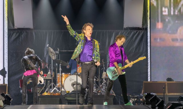 Rolling Stones threaten to sue Donald Trump over use of songs at rallies