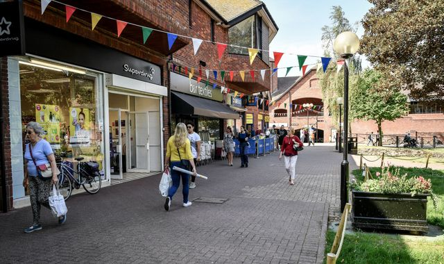 50 towns to share £1bn to improve high streets - is yours on the list?