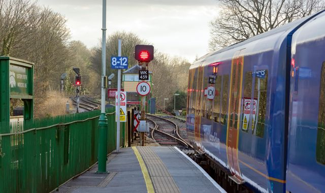 Rail travellers angry over disruption as new timetable kicks in