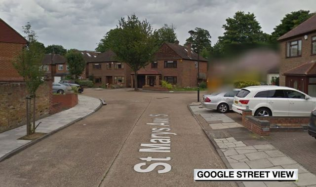 Man in his 60s stabbed to death in northwest London - suspect in hospital