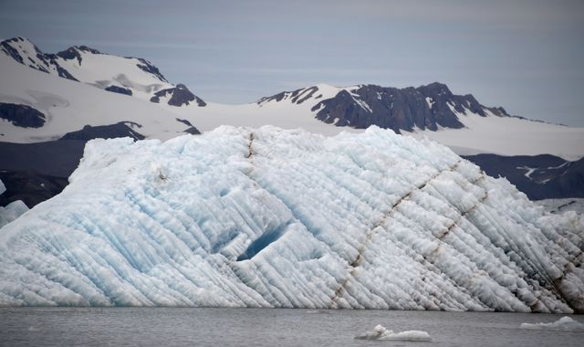 Tiny bits of plastic 'transported by air' to remotest parts of planet