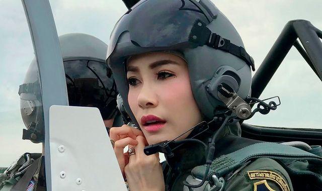 Thai king strips 'disloyal' royal mistress of titles