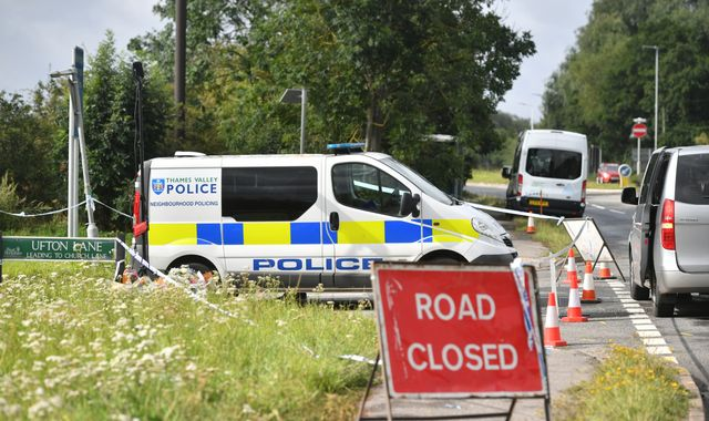 Two dead after light aircraft crashes into field near Henley-on-Thames