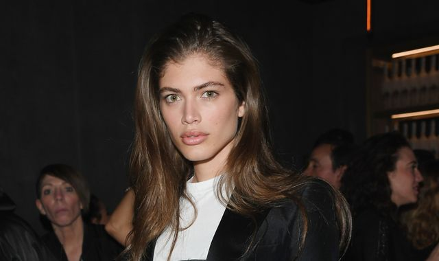 Valentina Sampaio: Sports Illustrated features first transgender model