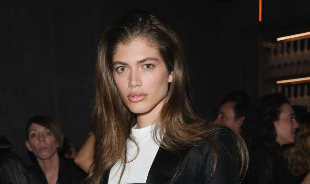 Valentina Sampaio: Sports Illustrated features first transgender model