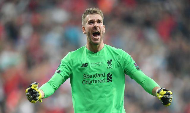 Liverpool boss Jurgen Klopp compares Adrian to Rocky Balboa