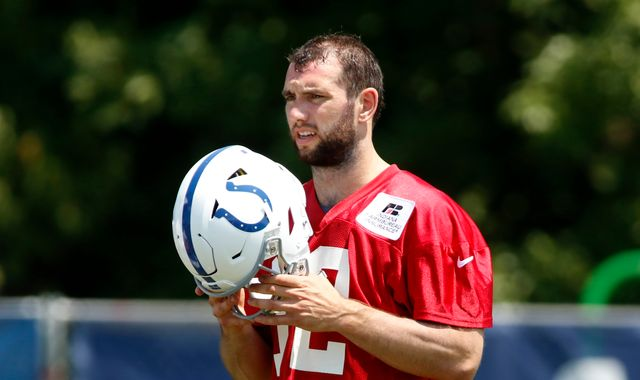 Indianapolis Colts quarterback Andrew Luck retires from NFL