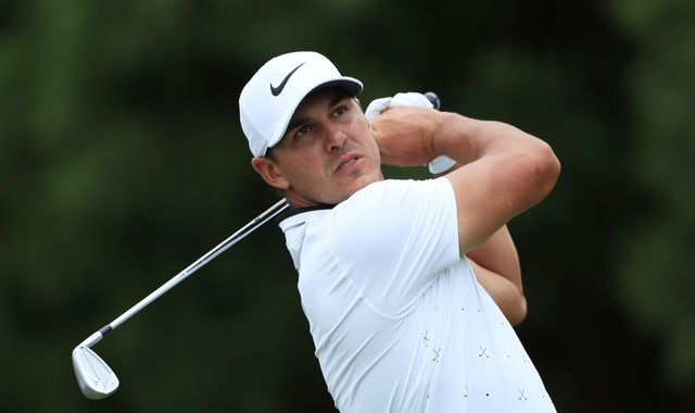 FedExCup: Brooks Koepka leads by one from Rory McIlroy and Justin Thomas