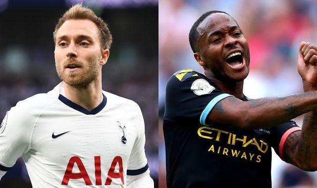 Tottenham to stop Manchester City on Saturday Night Football?
