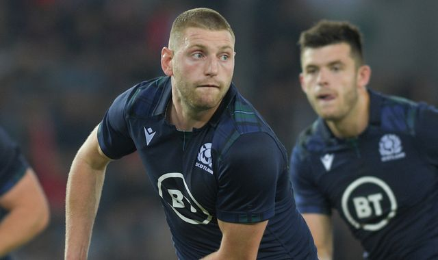 Finn Russell leaves Scotland camp ahead of Six Nations after being disciplined