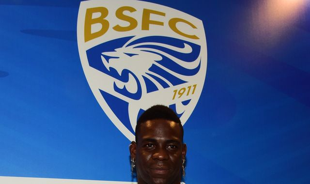 Mario Balotelli reveals his mum cried with joy when he told her of Brescia return