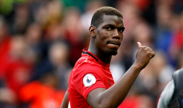 Paul Pogba's deeper role at Manchester United assessed