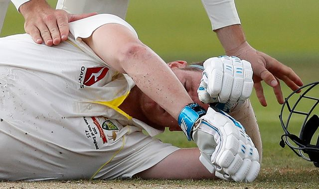 Steve Smith out for rest of Lord's Test with delayed concussion