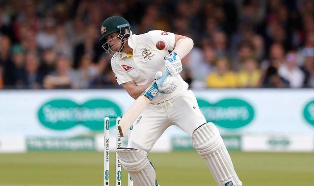 Steve Smith hopeful on return for third Ashes Test against England