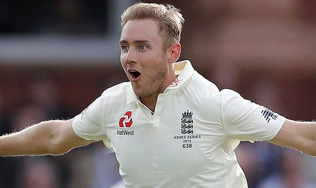 Stuart Broad says England can still force victory in second Ashes Test