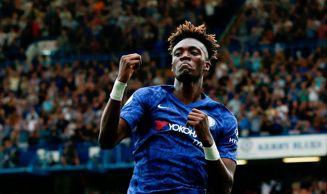 Tammy Abraham: Chelsea looking forward to taking Champions League 'anger' out on Liverpool