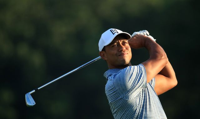 Tiger Woods 'feeling better' ahead of return at BMW Championship