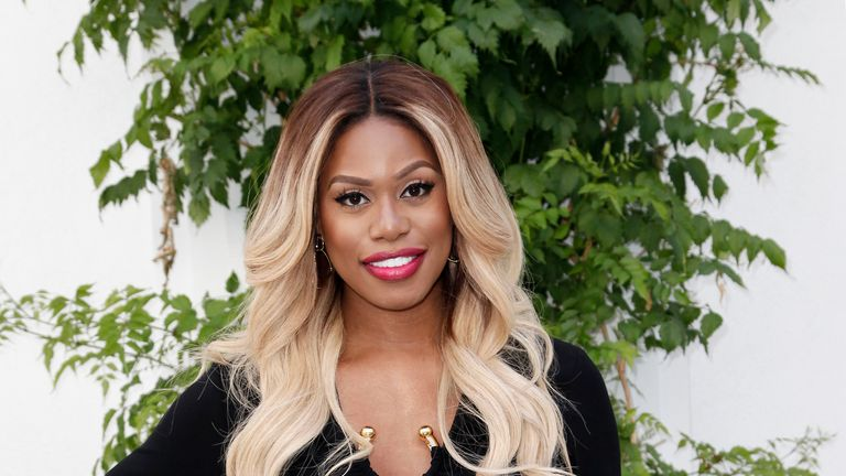 NORTH HOLLYWOOD, CA - JUNE 05:  Laverne Cox attends the 'Who Do You Think You Are?' FYC event at Wolf Theatre on June 5, 2018 in North Hollywood, California.  (Photo by Tibrina Hobson/Getty Images)