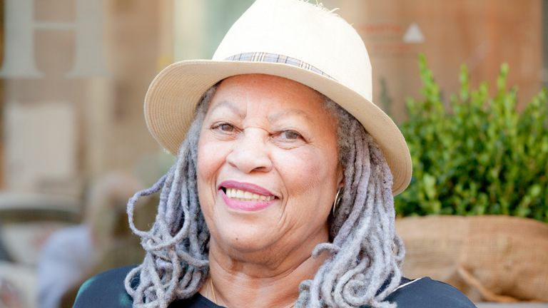 Toni Morrison, American writer, novelist, editor, Torino, Italy, September 2012. (Photo by Leonardo Cendamo/Getty Images)