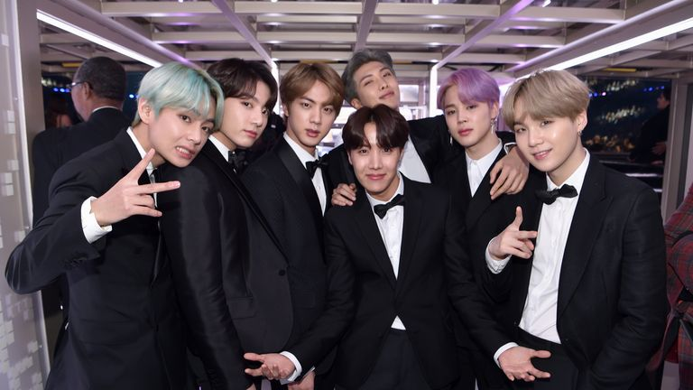 BTS announce 'extended break' from music to 'recharge' and live 'normal' lives