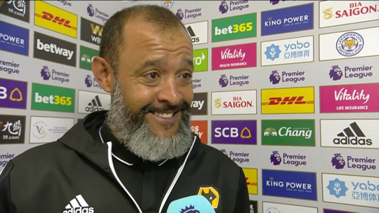 Wolves boss Nuno Espirito Santo insists he trusts VAR, but felt the decision to rule out Dendoncker's goal took too long and affected the atmosphere in their 0-0 draw at Leicester