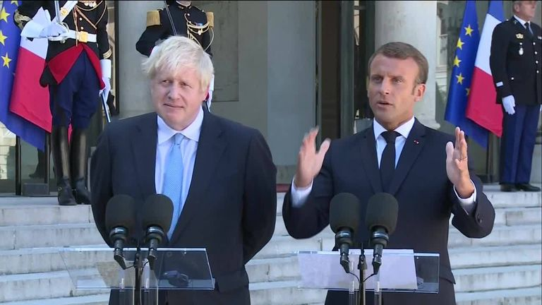 PM positive about Brexit deal but warns 'this is not going to be easy'