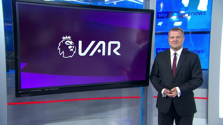 Sky Sports News' chief reporter Bryan Swanson reflects on the impact of VAR's introduction in the first round of matches in the Premier League this season