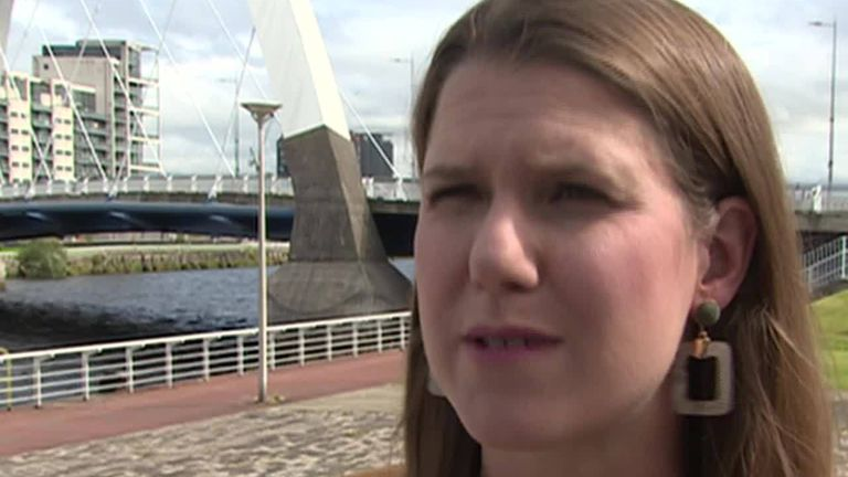 Jo Swinson, Leader of the Liberal Democrats, said attempting to prorogue parliament was 'simply outrageous from the prime minister'