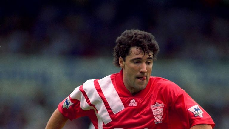 Dean Saunders. Pic: Action Images