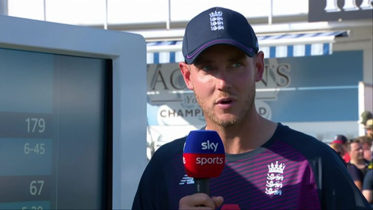 Stuart Broad on England's win and Ben Stokes' heroics