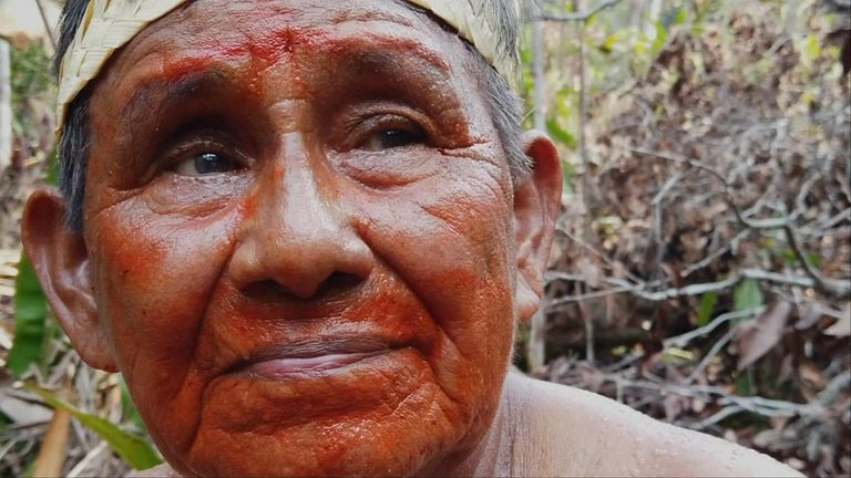 In the heart of the Amazon, the Mura indigenous people have vowed to protect their traditional land amidst threats from farmers, logging and raging fires.