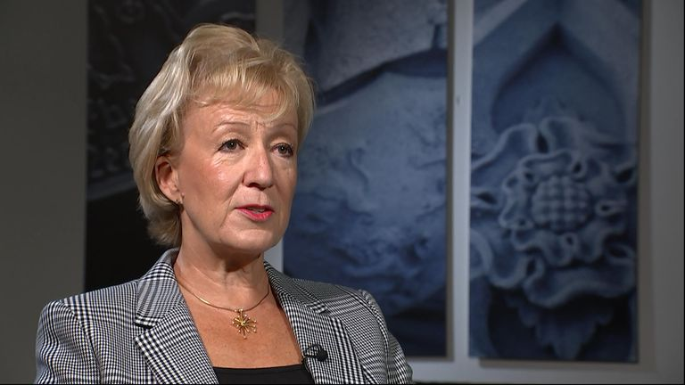 MP Andrea Leadsom